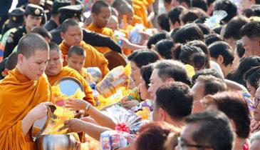 ประวัติวันวิสาขบูชาของคนไทย